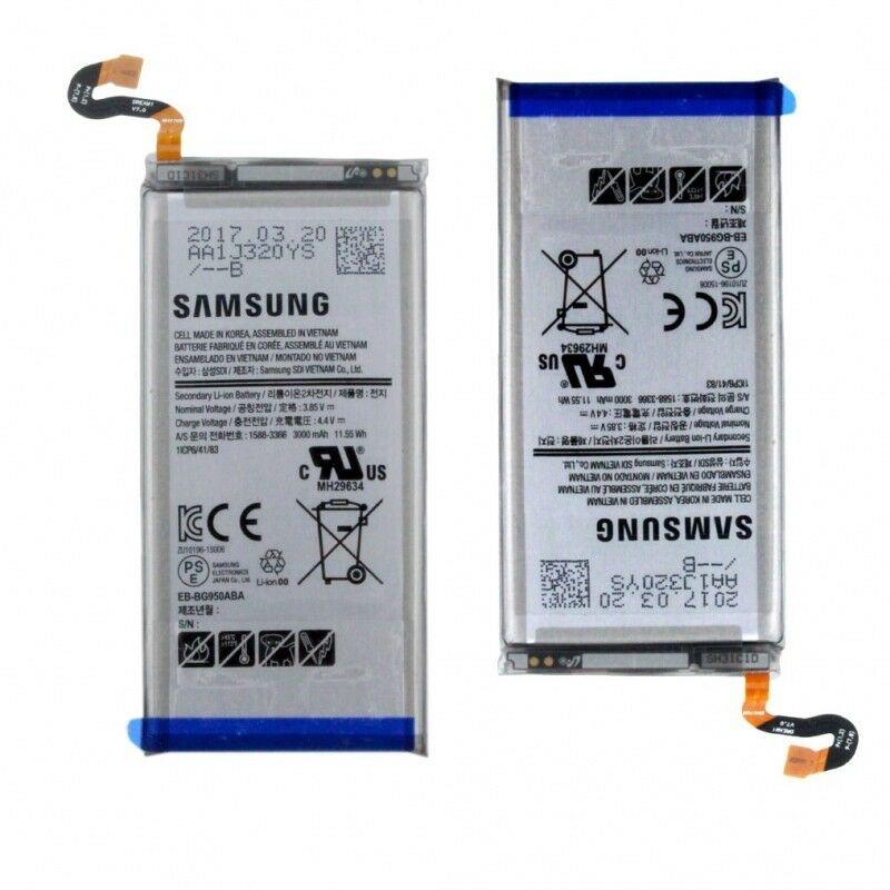 Reparación Cambio de Batería 100% ORIGINAL y NUEVA para Samsung Galaxy S8 SM-G950F en Monterrey Incluye Instalación 2 Horas con 180 Días de Garantía