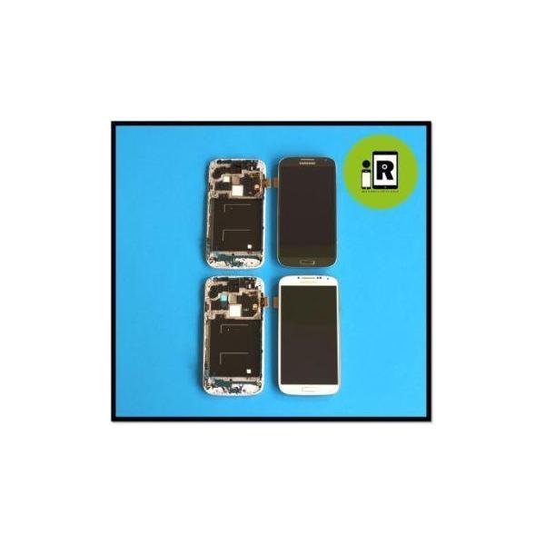 Cambio De La Pantalla Completa Para Samsung Galaxy S4 Modelo Sgh