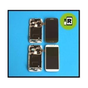 Cambio de la Pantalla Completa para Samsung Galaxy S4 Modelo SGH-i337M y SGH-M919V