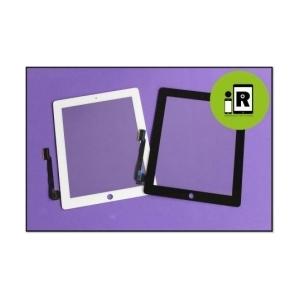 Cambio de Pantalla de Cristal Touch para iPad 4 GENERICA 100%  Nueva, Incluye Instalacion